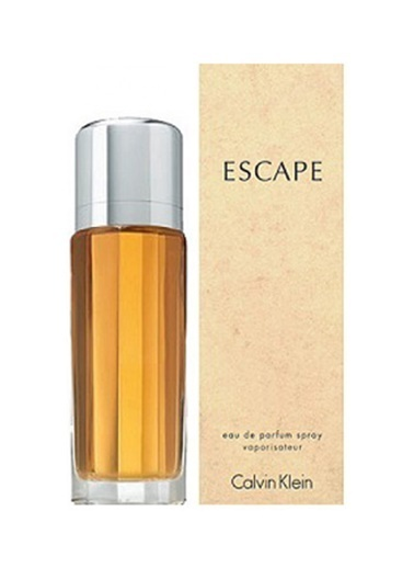 Calvin Klein Escape Women Edp 100 Ml Parfüm Renksiz